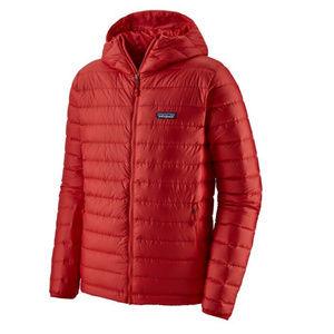 Patagonia Men's Down Sweater Hoody Puff Jacket XL